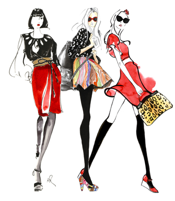 Introduction to Fashion Illustration