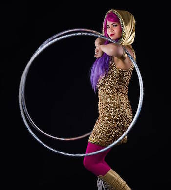Hip-Hop Hula-Hooping