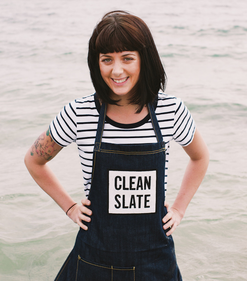 Kat Snowden from Clean Slate