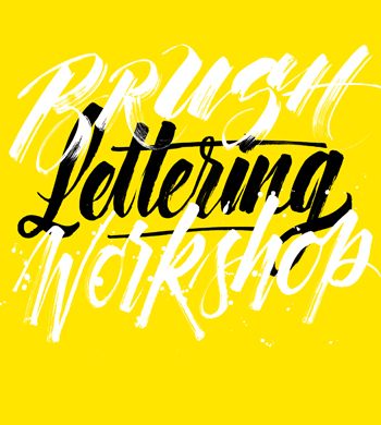 Intro to Brush Lettering