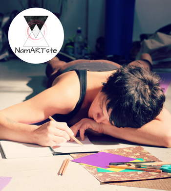 Yoga & Art: Creative Journals