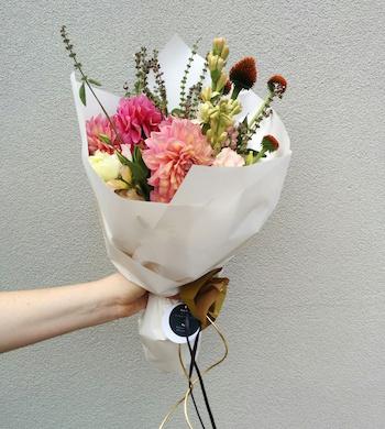 Found & Foraged Flower Arranging