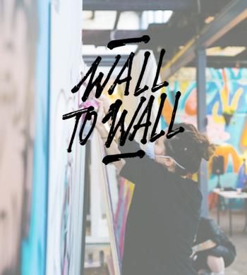 Wall To Wall Festival – Street Art Workshop