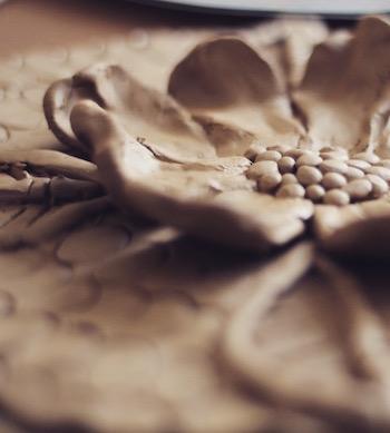 Yoga & Art: Clay Mandala Workshop