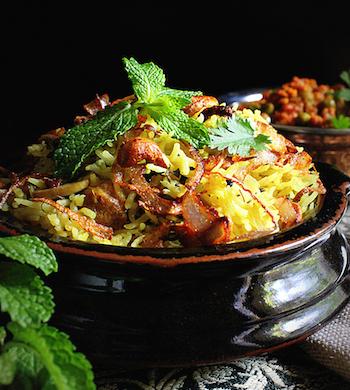Vegetarian Indian Cooking Workshop