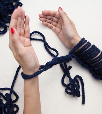 Intro to Arm Knitting