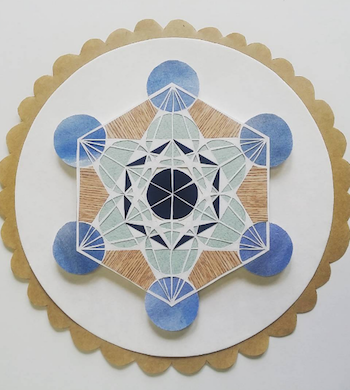 Peace Of Paper – The Mindful Art of Paper Cutting