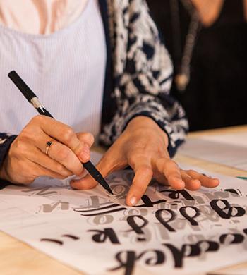 Hand Lettering Basics (Melbourne)