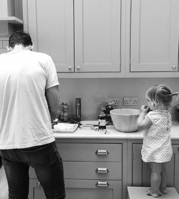 Busy Dads Basics: Let's cook!