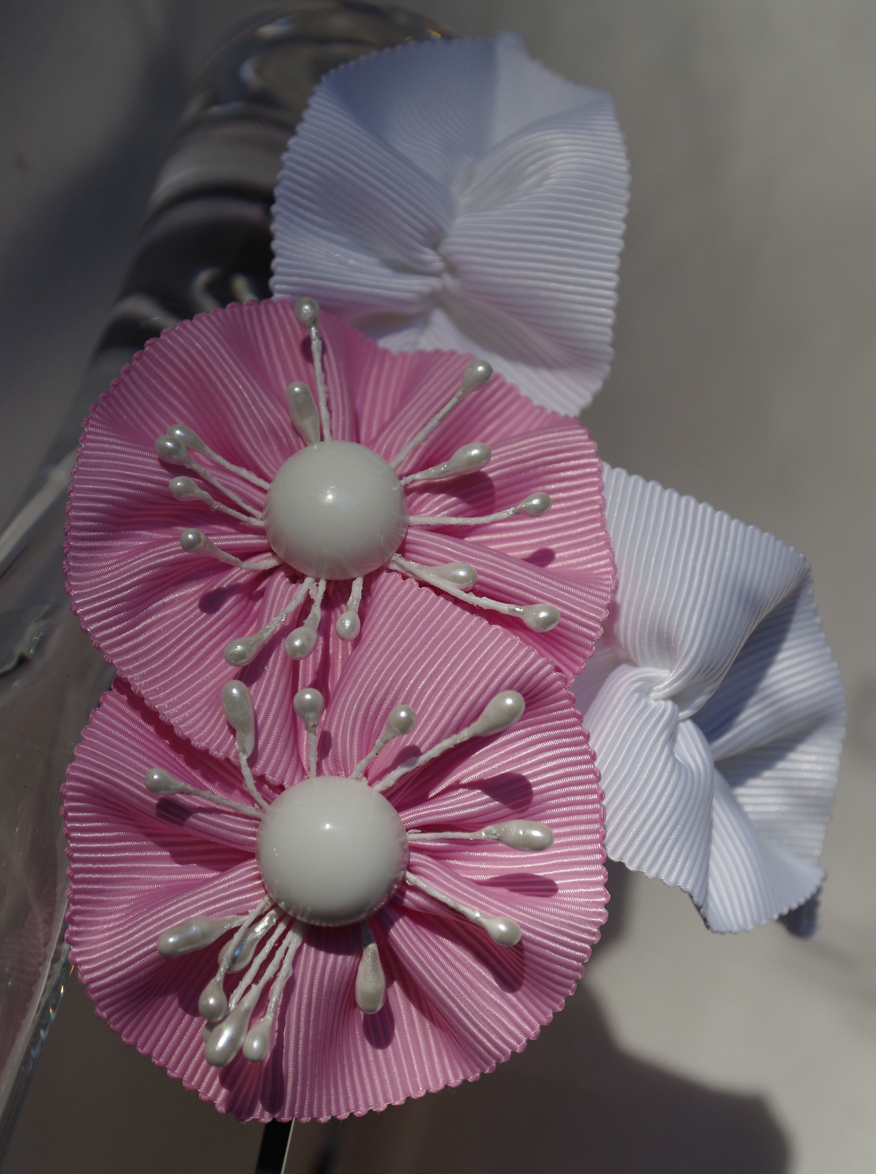 Vintage Ribbon Headband