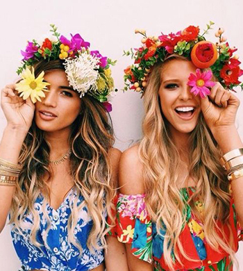 Summer Flower Crowns