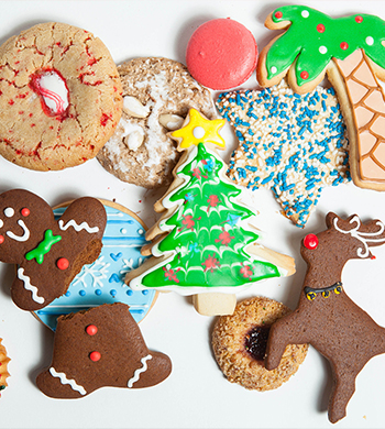 Cookie Decorating : Christmas Edition!