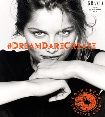 Dream Dare Create with Cointreau