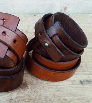 Leathercraft – Create a Cuff!