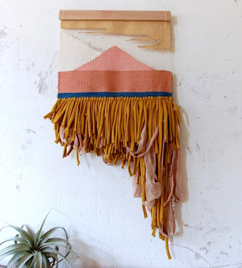 Weave A Wall Hanging at The Makery