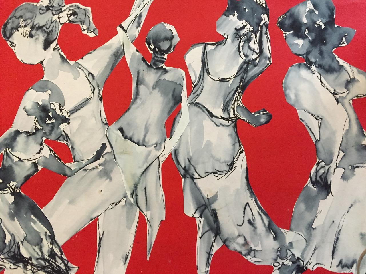 Life Drawing: Flamenco Style!