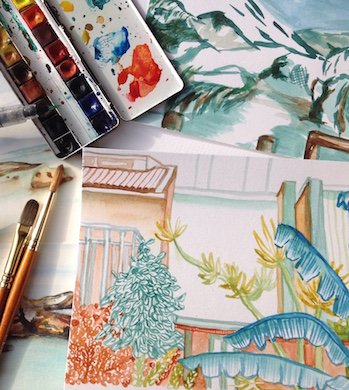 Watercolour For Beginners