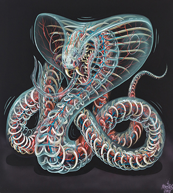 Death & Dissection: A Study with Nychos
