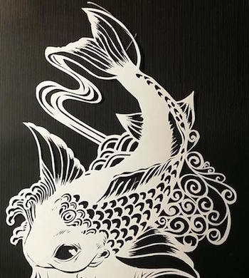 Intro to Paper Cutting Art