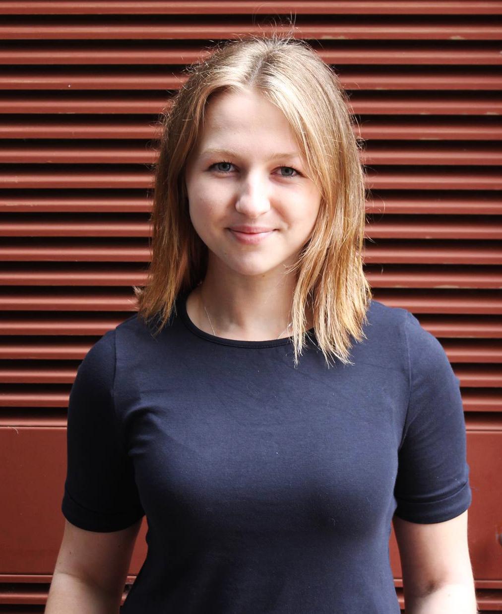 Alena Tsarkova