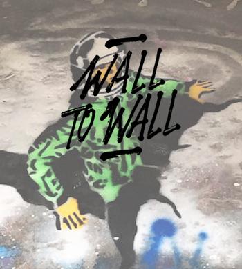 Wall To Wall Festival – Stencil Art Workshop