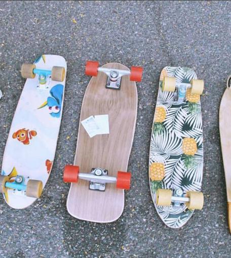 Make your own Skateboard