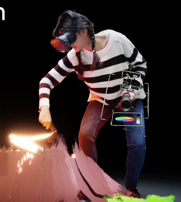 Intro to Virtual Reality – Making Art with Google Tilt Brush