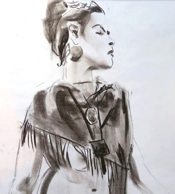 The Other Art Fair presents: Life Drawing (The Frida Kahlo Session)