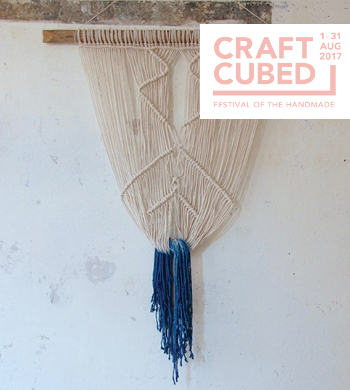Craft Cubed – Make A Macrame Wall Hanging