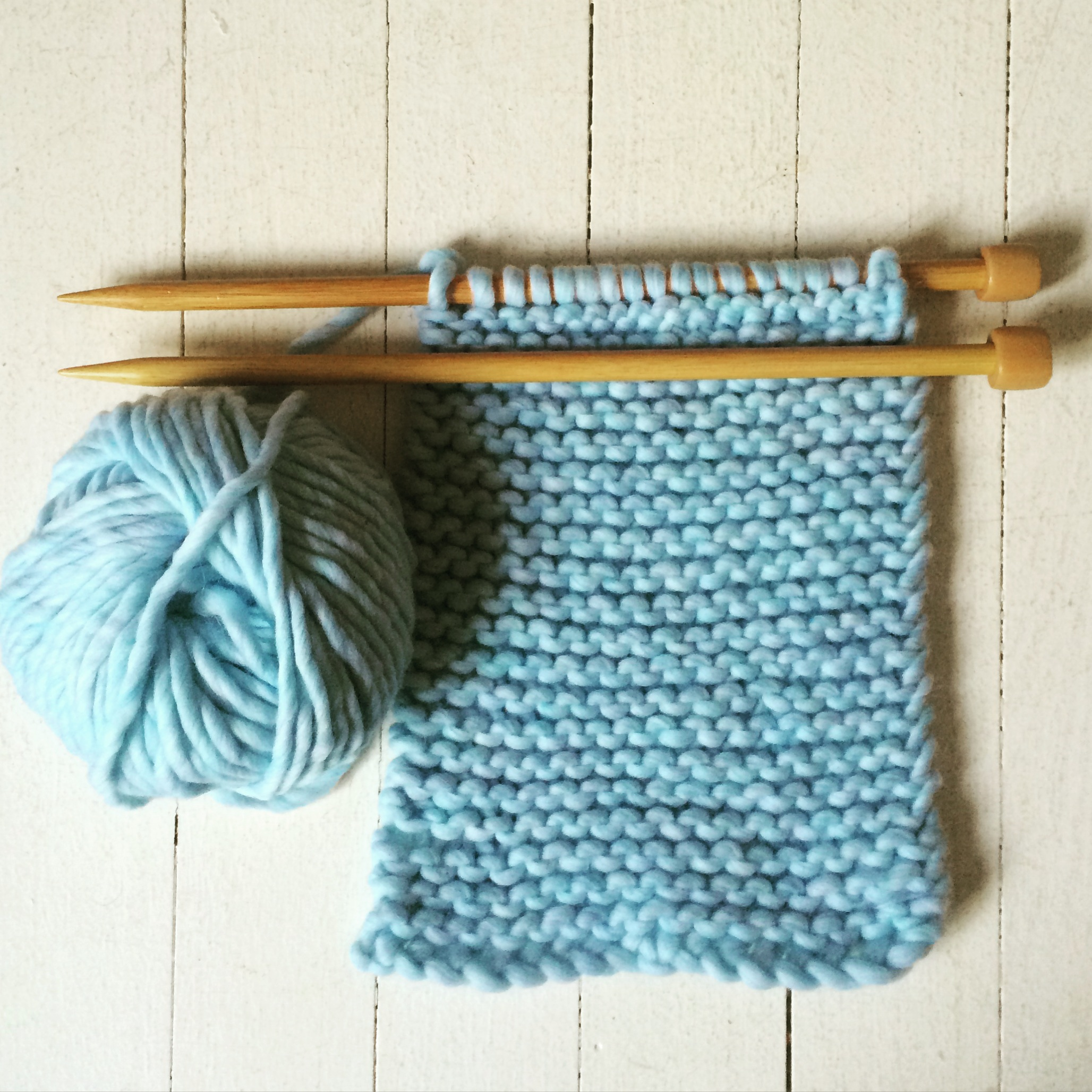 Learn To Knit at The Makery