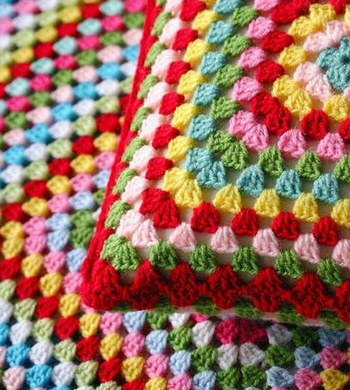 Crochet for Beginners – Granny Squares
