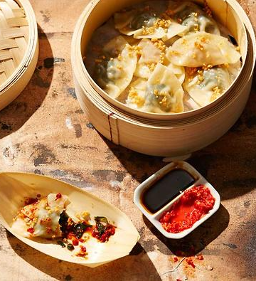 DIY Dumplings!
