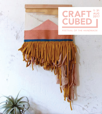Craft Cubed – Weave A Wall Hanging