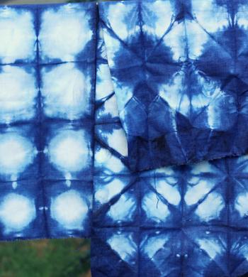 Shibori Tie Dyeing