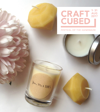 Craft Cubed – Candle Making with You Me & Bones