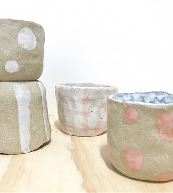 Hand-building With Clay: Ceramic Planters