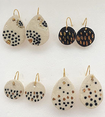Hand Building Ceramics: Jewellery & Small Objects
