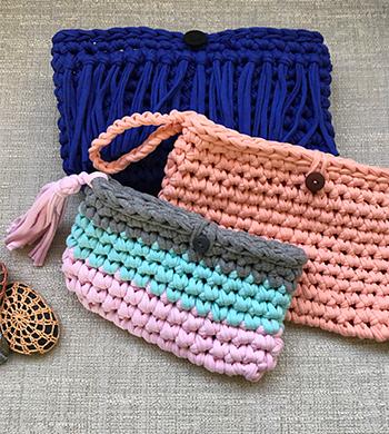 Crochet a Clutch