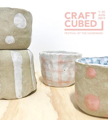Craft Cubed – Ceramic Planters