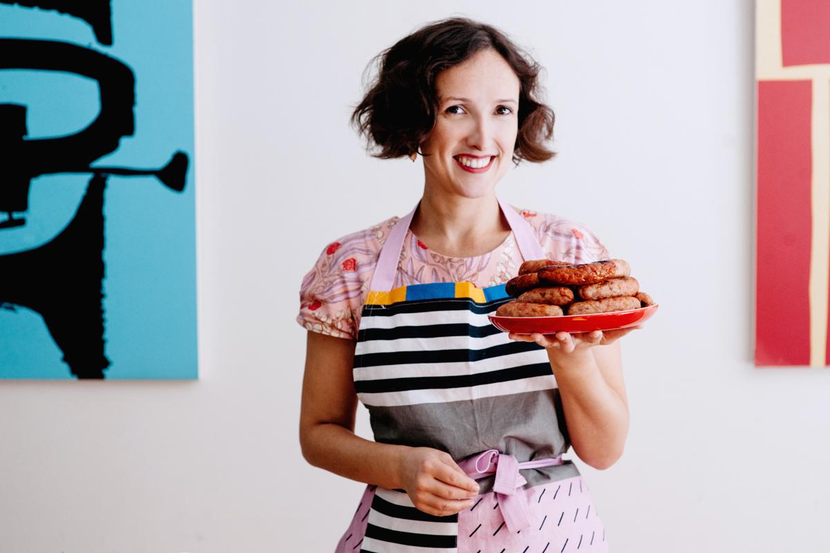 Chrissy Flanagan of Chrissy's Cuts