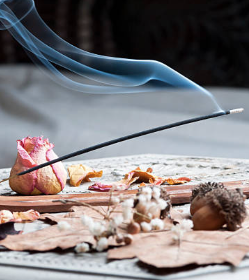 The Art of Incense