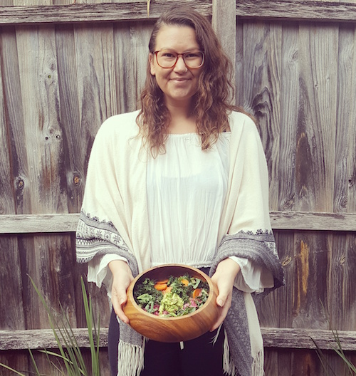 Stacey Grist AKA 'The Plant Nutritionist'