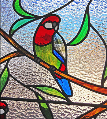 Leadlight Stained Glass Masterclass