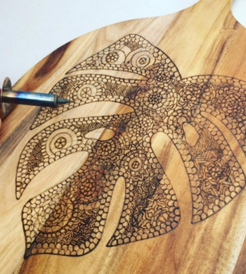 Intro to Pyrography – The Art of Woodburning