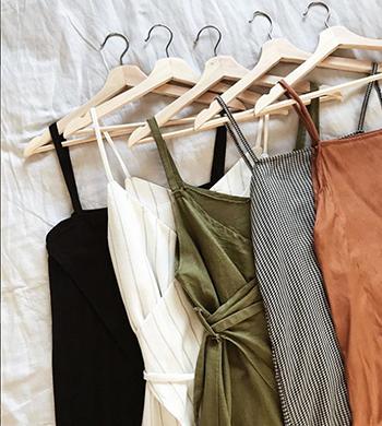 Sewing Essentials: The Slip Dress