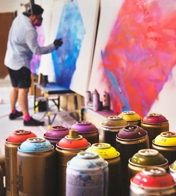 Street Art Series: Intro to Stencil Art