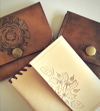 Intro to Leathercraft – Make your own purse!
