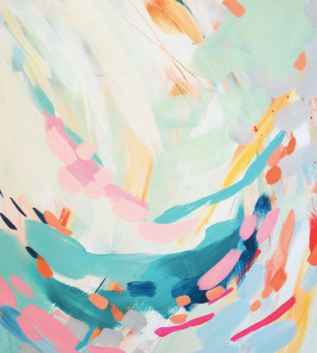 Yoga & Art: Vinyasa and Abstract Painting
