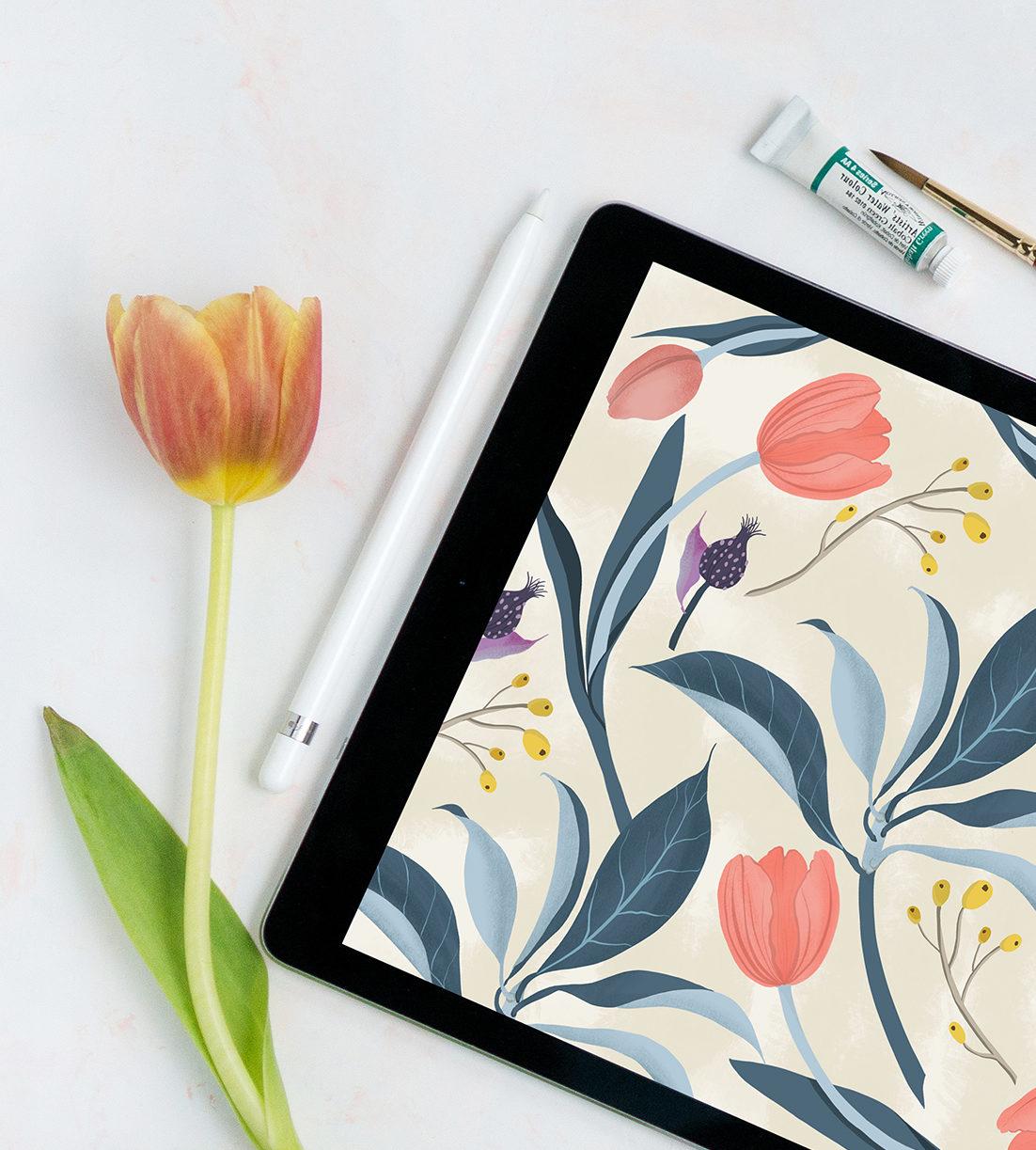Procreate Basics: Illustrating on iPad