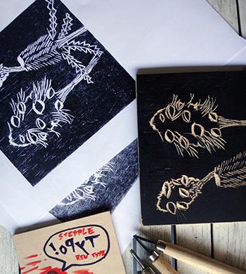 Woodcut Printmaking Basics